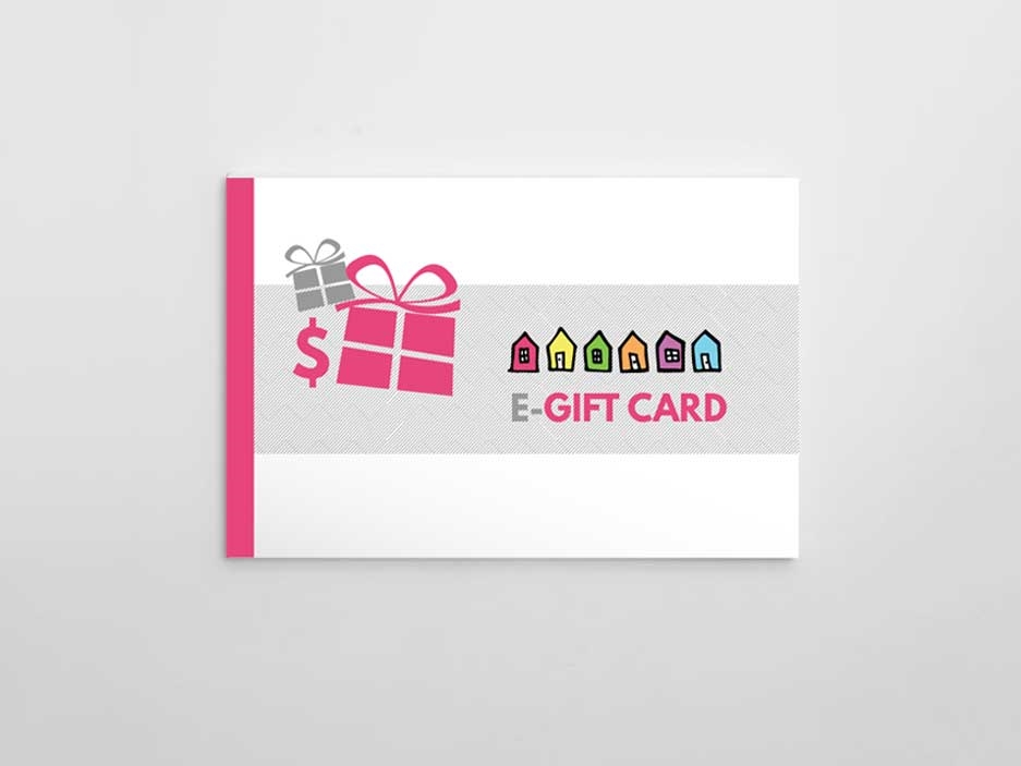 Picture for category E - Gift Cards